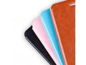 Koženkové pouzdro Mofi pro Huawei Y6 Pro/Huawei Enjoy 5